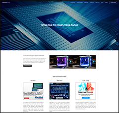 computer website business for sale