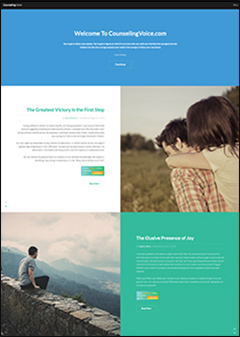 counseling website business for sale