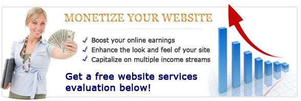 monetize your existing website with affiliate revenue streams
